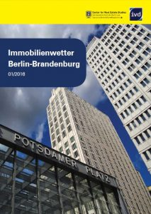 Cover Immobilienwetter 01/2016